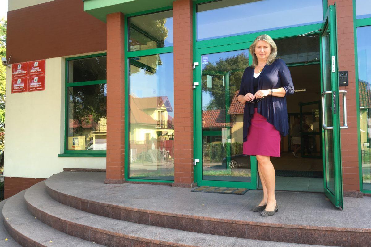 """""""Uczeń nie może być traktowany przedmiotowo""""- wywiad z Danutą Langowską – dyrektor Centrum Edukacji Zdroje"""