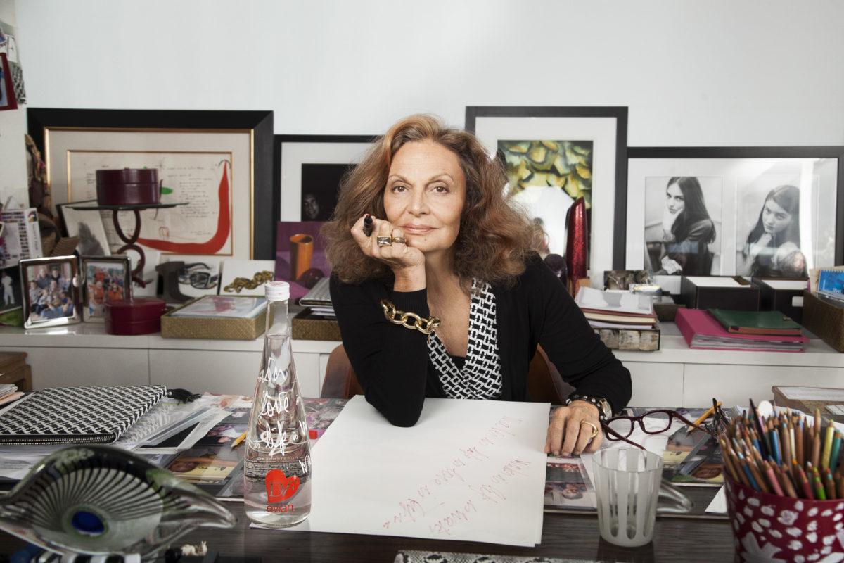 """""""Poczuj się kobietą – noś sukienkę""""! Diane von Fürstenberg"""