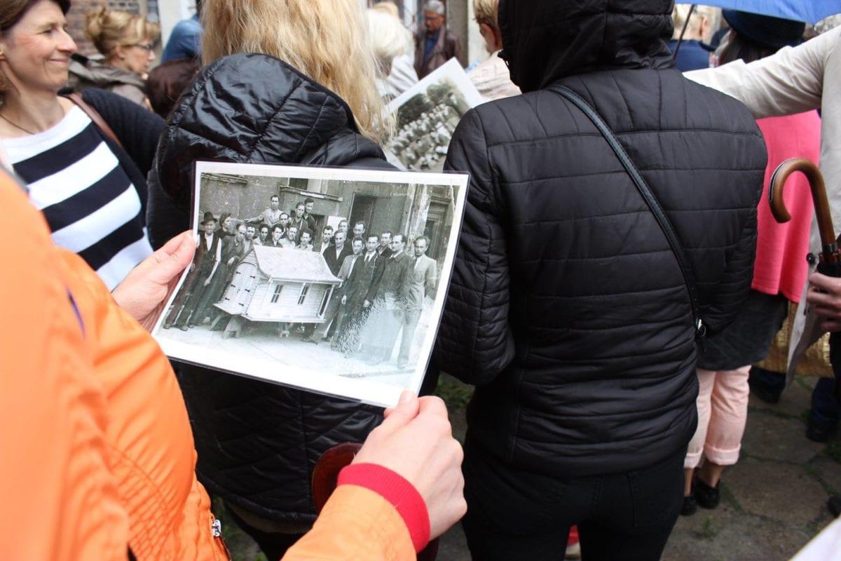 Koło nr 3 Stowarzyszenia Bibliotekarzy Polskich przy MBP w Szczecinie prowadzi projekt Okno na świat: Żydzi. Relacja Marty Kosteckiej – członkini Stowarzyszenia