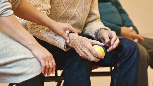Psychoedukacja pomaga dobrze się zestarzeć