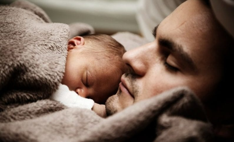 Wywiad z ojcami na temat wychowania i podziału obowiązków