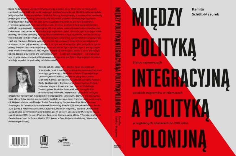 """""""Między polityką integracyjną, a polityką polonijną. Polscy nowi emigranci w Niemczech w dobie transnacjonalizacji"""""""