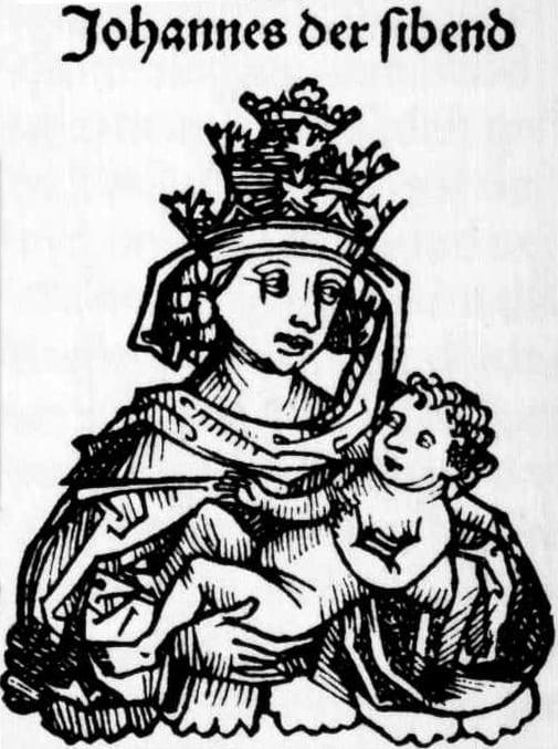 Papież Joanna — kobieta na tronie. Fikcja?