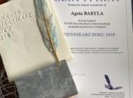 Nasz portal wyróżniony w 28 edycji Konkursu Dziennikarz Roku Stowarzyszenia Dziennikarzy Rzeczpospolitej w Szczecinie!